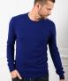 Le Pull Français Marcel - bleu indigo