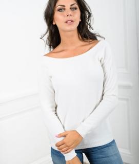 Le Pull Français Manon - écru