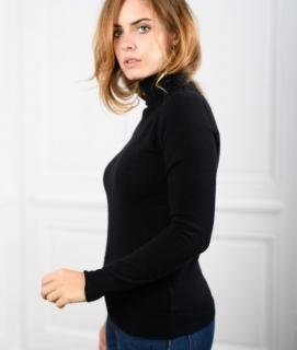 Le Pull Français Augustine - noir