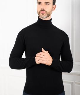 Le Pull Français Ugolin - noir
