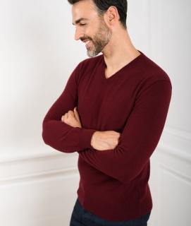 Le Pull Français César - bordeaux